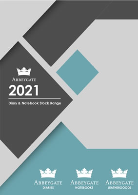 Abbeygate Stock Diary Brochure 2021